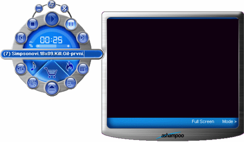 Ashampoo Media Player + (http://www.swmag.cz)