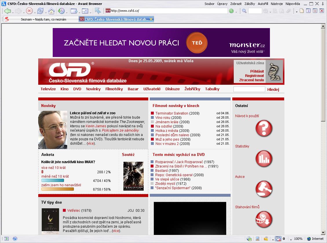 Avant Browser - čínský šmejd nebo super prohlížeč?