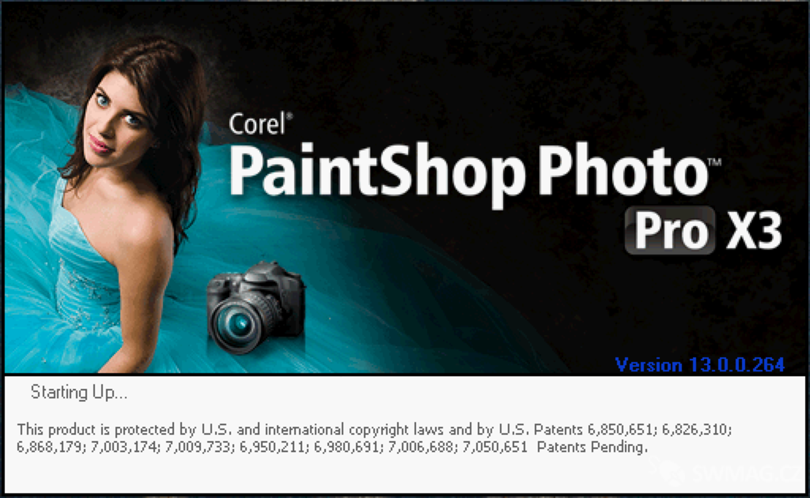 Corel Paint Shop Photo X3