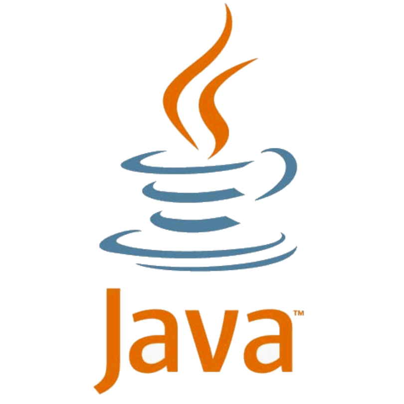 Java icon transparent