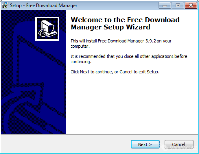 Instalace Free Download Manager