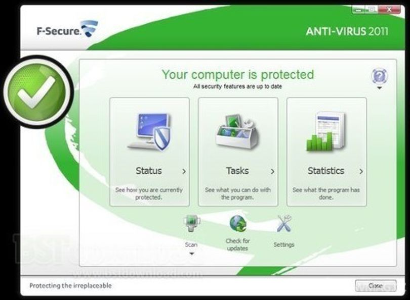 F-Secure Anti-Virus 2014