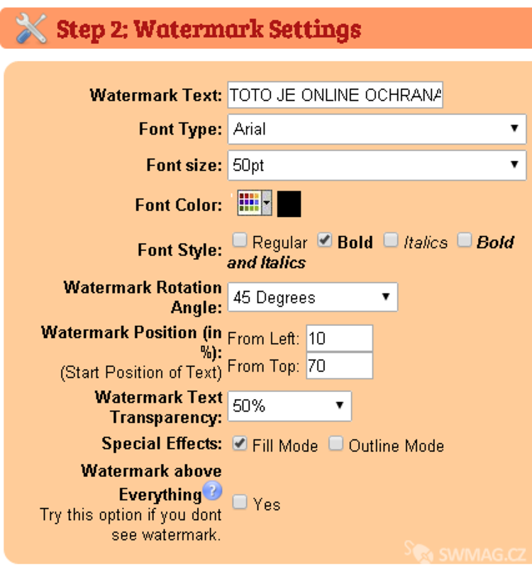 put watermark in pdf online